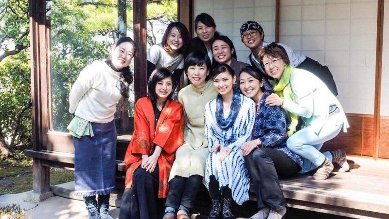 凛九と柳 芽吹き展 2018.4.16-20